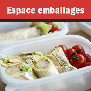 Espace emballages